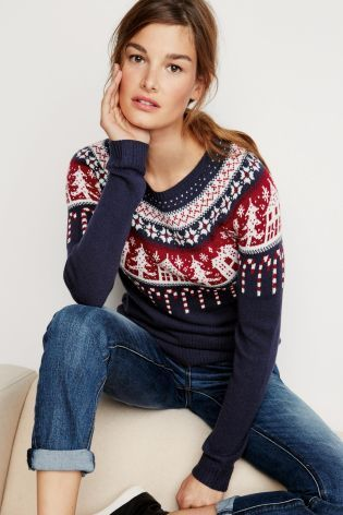 christmas jumpers uk female